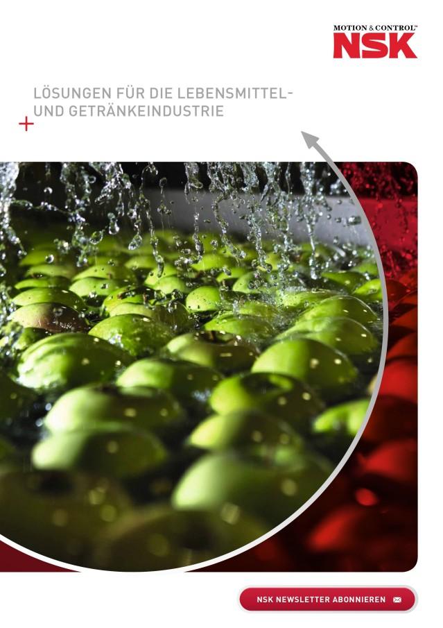 Lösungen Für Die Lebensmittelund Getränkeindustrie