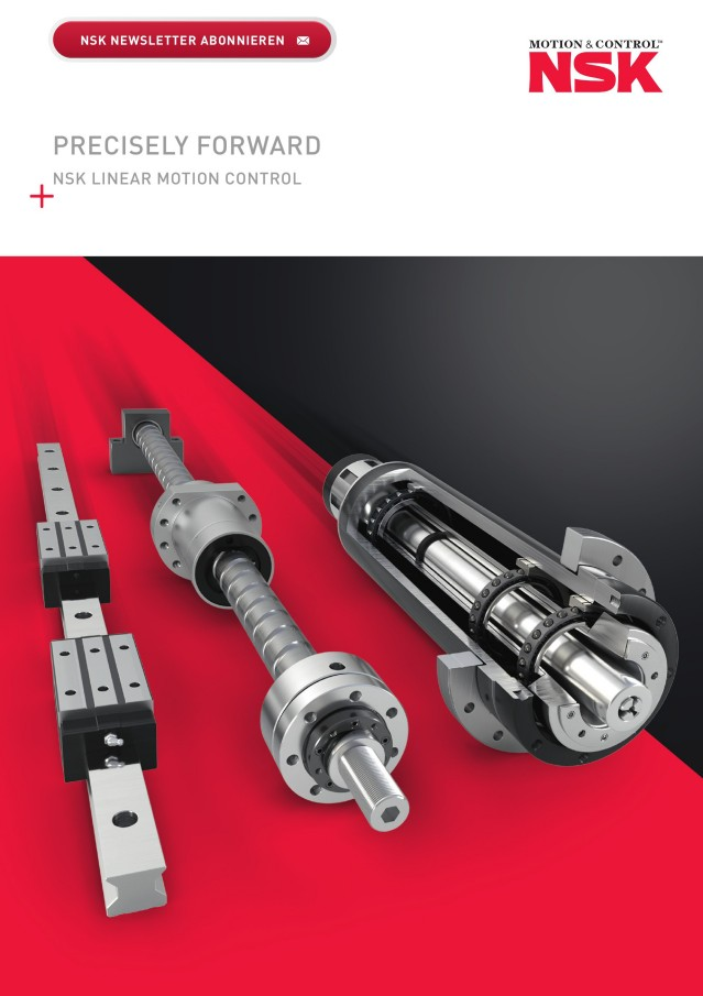 Precisely Forward - NSK Motion Solutions