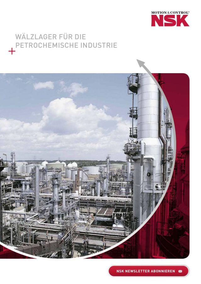 Wälzlager für die Petrochemische Industrie
