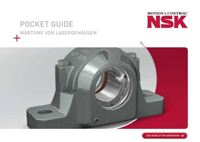 Pocket Guide - Wartung von Lagergehäusen