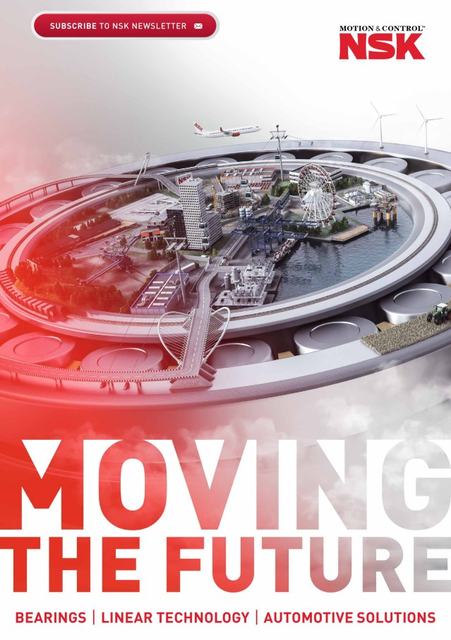 Moving The Future - Bearings | Linear Technology | Automotive Solutions