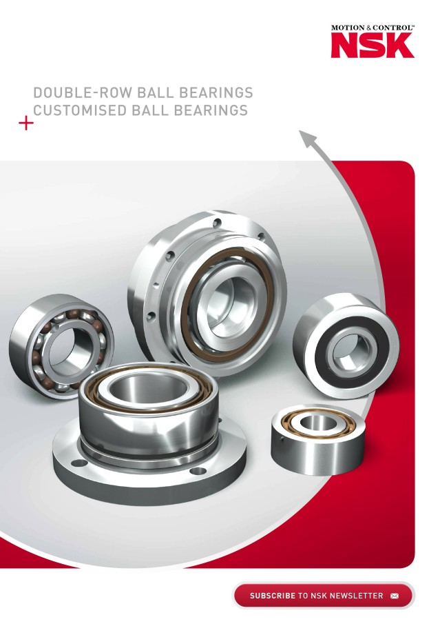 Double Row Ball Bearings Customised Ball Bearings