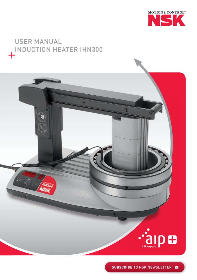 User Manual - Induction Heater IHN300