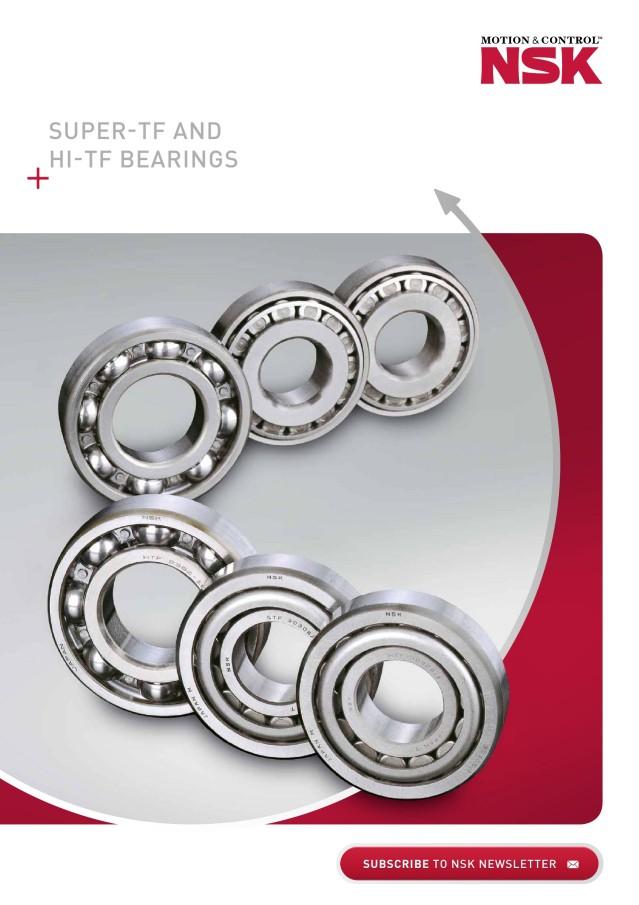Super-TF and HI-TF Bearings