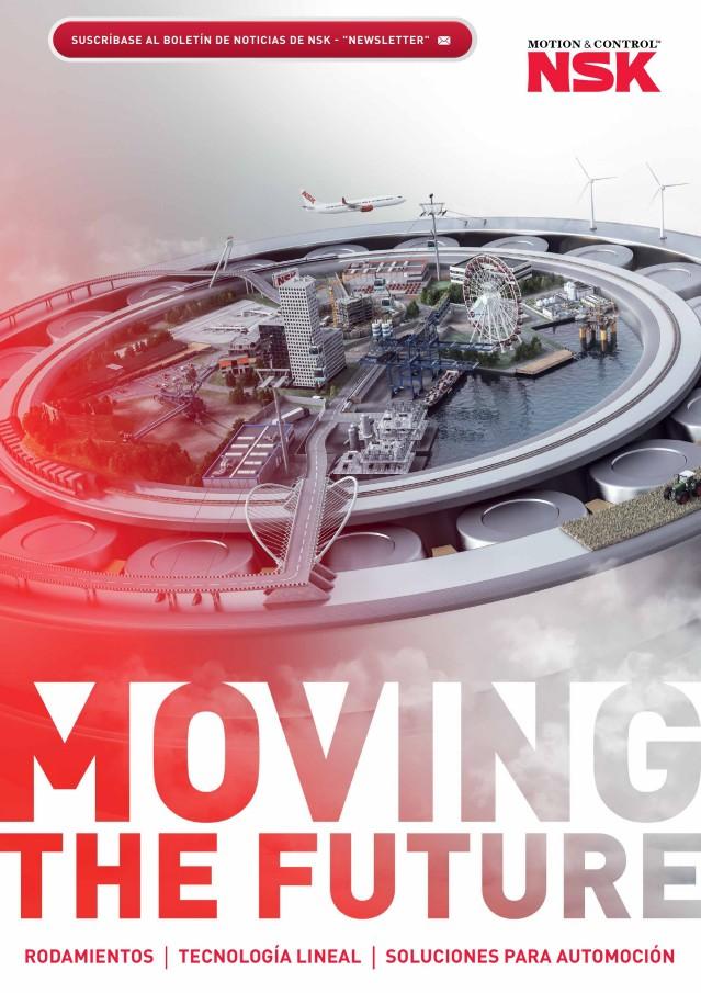 Moving The Future - Rodamientos | Tecnología Lineal | Soluciones para Automoción