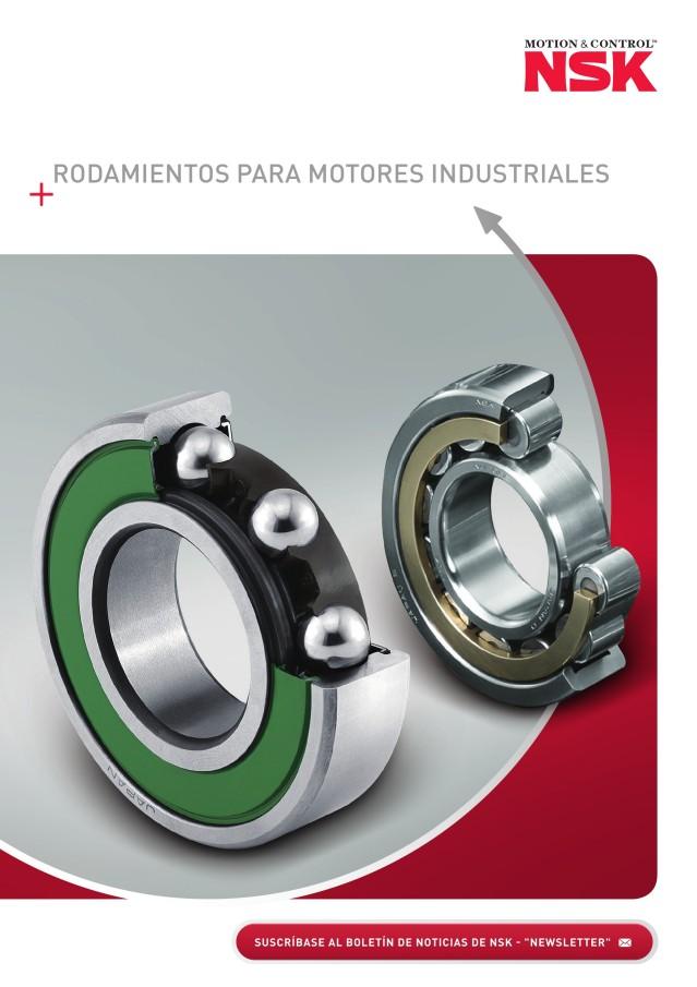 Rodamientos para Motores Industriales