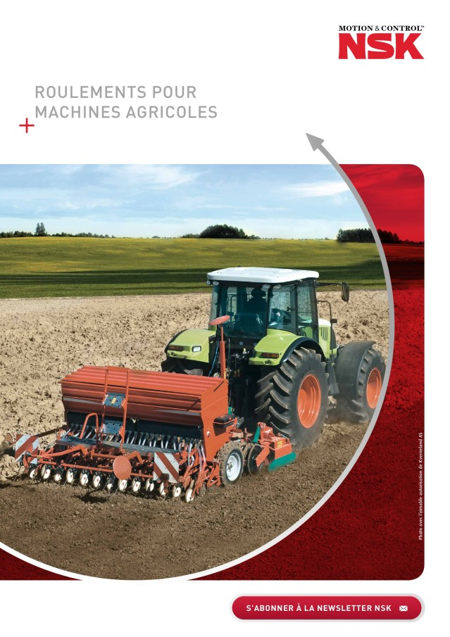 Roulements Pour Machines Agricoles