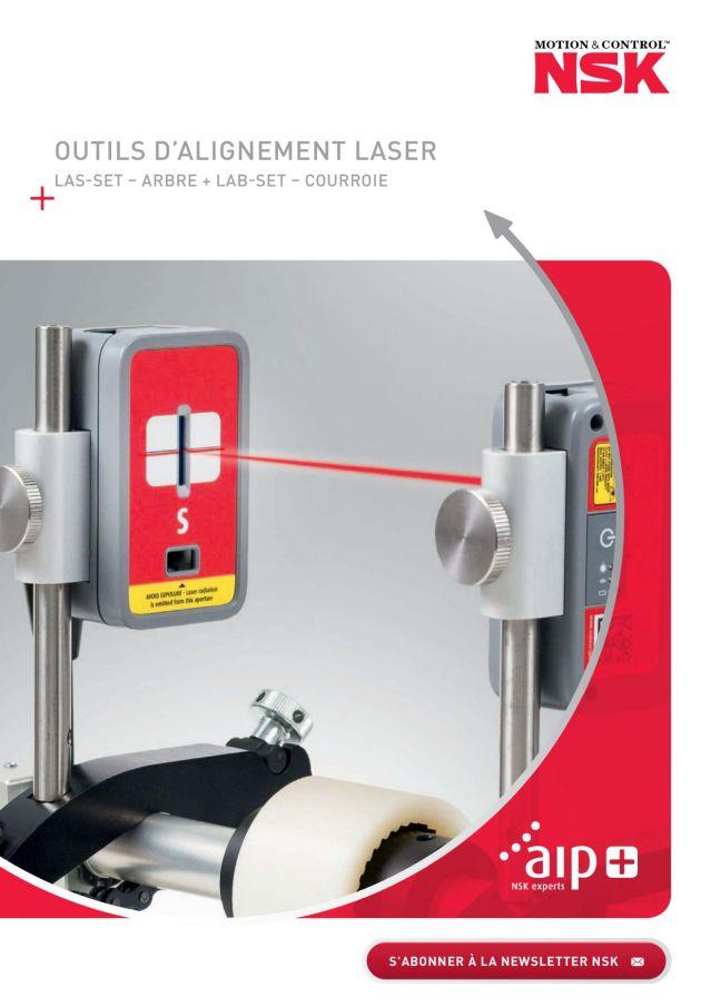 Outils D'alignement Laser - Las-Set - Arbre + Lab-Set - Courroie
