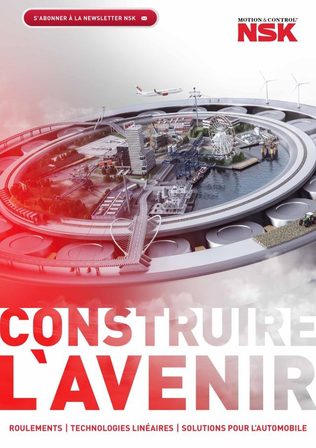 Construire L'Avenir - Roulements | Technologies Linéaires | Solutions pour L'automobile