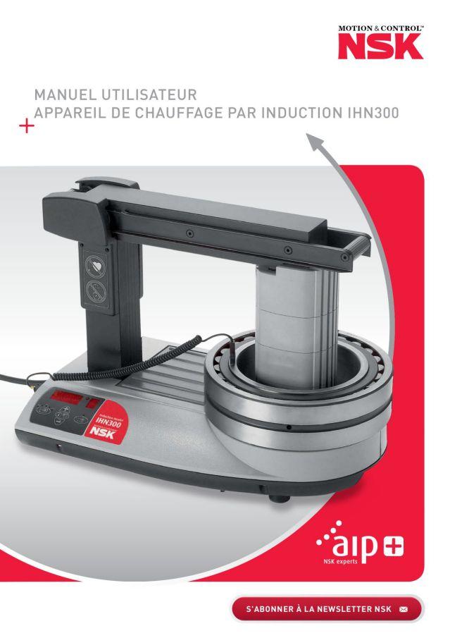 Manuel Utilisateur - Appareil de Chauffage Par Induction IHN300