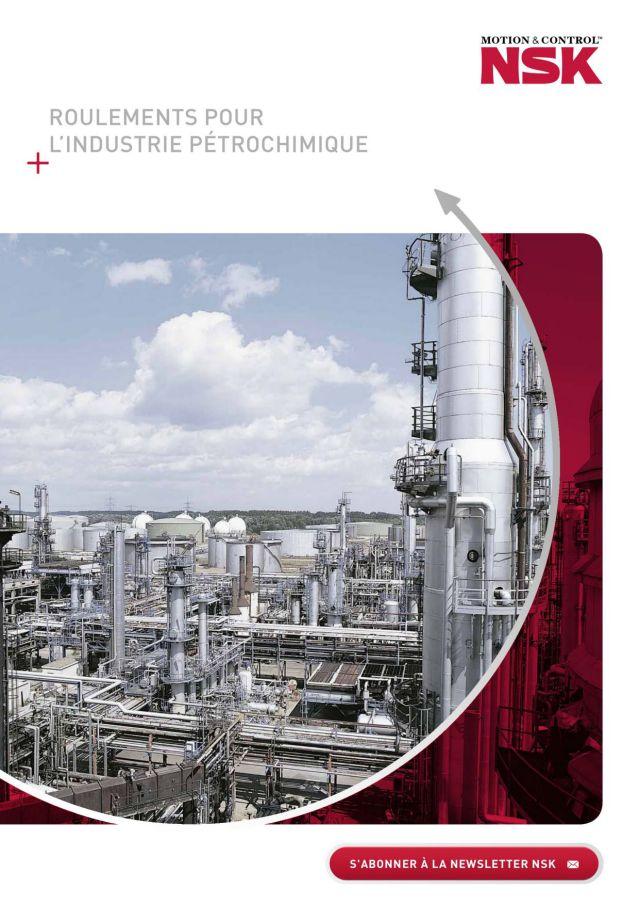 Roulements pour l'Industrie pétrochimique