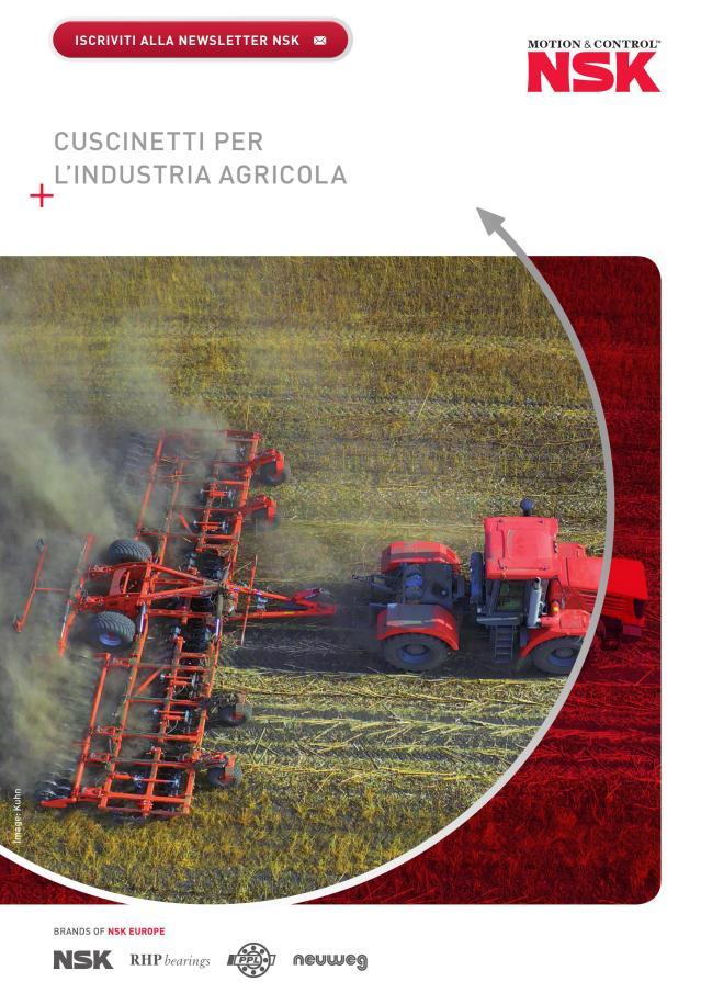Cuscinetti per L'industria Agricola