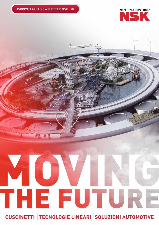 Moving The Future - Cuscinetti | Tecnologie Lineari | Soluzioni Automotive