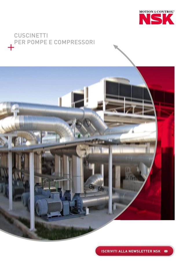 Cuscinetti Per pompe e compressori