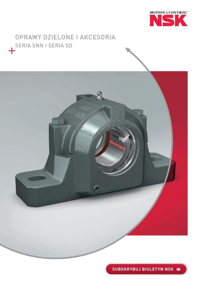 Oprawy dzielone i akcesoria - Seria SNN i seria SD