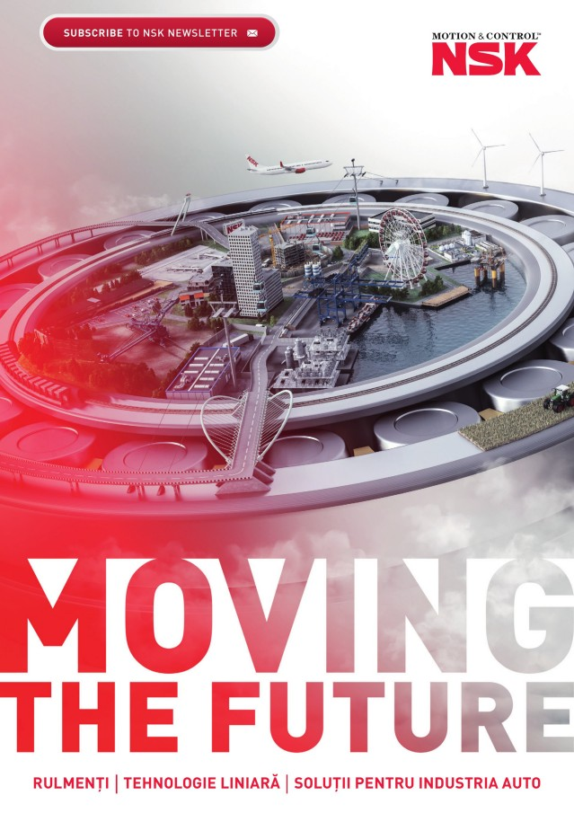 Moving The Future - Rulmenț | Tehnologie Liniară | Soluții Pentru Industria Auto