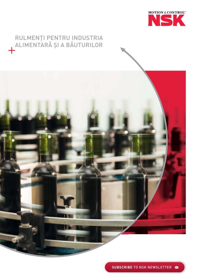 Soluții pentru industria alimentelor și băuturilo