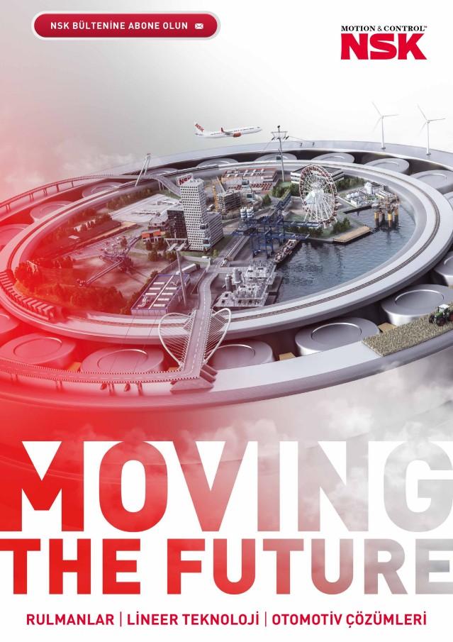 Moving The Future - Rulmanlar | Li̇neer Teknoloji̇ | Otomoti̇v Çözümleri̇